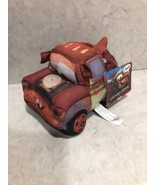Disney Pixar Cars 2 13cm Plush Crash 'Ems - Tow Mater. Just Play. Brand ... - $19.95