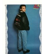 Luke Perry Leonardo Dicaprio teen magazine pinup clipping Titanic 90210 Bop - $5.00