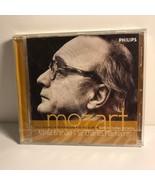 VINTAGE SEALED UNOPENED MUSIC CD MOZART PHILIPS BRENDEL MACKERRAS PIANO ... - $11.87