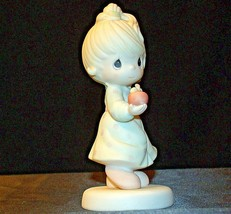 Precious Figurines Moments Yield Not To Temptation 521310 AA-191881  Vintage Col image 2