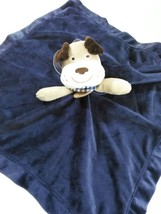 Carters Baby Lovey Rattle & Security Blanket Navy Blue My 1st Puppy  B419 - $31.41 CAD