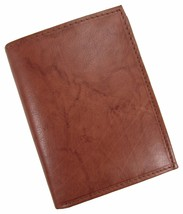 New Paul /& Taylor Personalized Monogram Leather Small Hipster Bifold Wallet