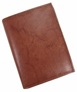 New Paul & Taylor Leather Deluxe Hipster Bifold Wallet - $23.95