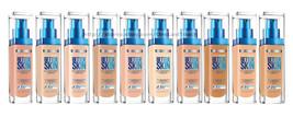 MAYBELLINE Super Stay TRANSFORMING FOUNDATION Better Skin SPF 15 New *YO... - $13.99