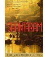 Shantaram by Roberts. Gregory David ( 2005 ) Paperback [Hardcover] Grego... - $27.97