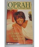 Oprah - Make the Connection Oprah Winfrey VHS Brand NEW Sealed - $2.50