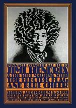 Stony Brook Vintage Music Concert Art Print Poster Soft Machine Jimi Hendrix
