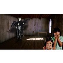 Dazzling Toys Hanging Floating Skeleton Ghost Halloween Decoration Shaki... - €23,56 EUR