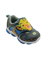NEW Boys Disney The Lion King Light Up Sneakers Size 8 9 10 11 or 12 Simba - £15.51 GBP