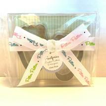 Kate Aspen Baby Footprint Cookie Cutters Girl Boy Feet Mini Pitter Patte... - $9.46
