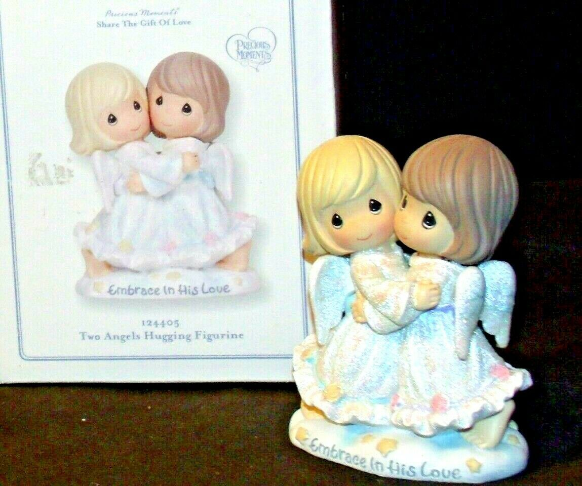 """Precious Moments """"Embrace In His Love"""" 124405 AA-191979 Vintage Collectible"""