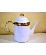 Fitz & Floyd 1993 Platine D'Or 6 Cup Coffee Pot #147 - $56.69