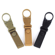 AWMN R1 Gear Clip Nylon Camouflage Outdoor Camping Hunting Buckle Bottle... - $8.70