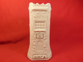 1998 Thomond Tower Event, Souvenir Vase by Belleek. 9th Mark.  Signed by Artist. - $19.99