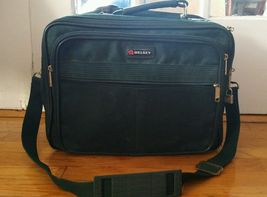 DELSEY Heavy Duty Green Travel Duffel Carry on Shoulder Bag EUC - $19.45