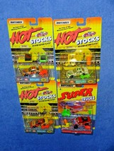 Matchbox Lot 1992 Super Trucks Ford Courier 4x4 & 3 Hot Stocks Chevrolet... - $10.00