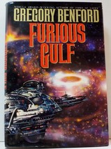 Furious Gulf by Gregory Benford 1994 First Edition HC DJ - $6.00