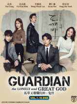 Korean Drama DVD Guardian The Lonely And Great God (Vol.1-32 End) *Engli... - $33.90