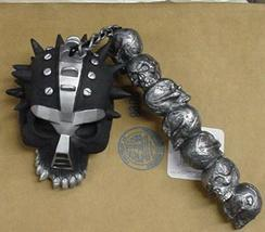 Skull Mace, Plastic Goth Decor or Prop - $6.00