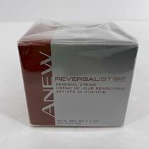 Avon ANEW Reversalist Day Renewal Cream 1.7 oz 50 ml  New expired - $22.99