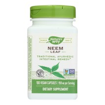 Nature's Way - Neem - 950 mg per Serving - 100 Capsules - $11.99