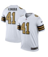 NEW Alvin Kamara New Orleans Saints Nike Color Rush Legend Player Jersey - $80.09