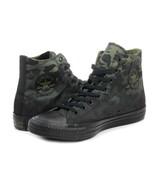 Mens Converse CTAS Hi 163241C Field Surplus/Black Size 8.5 Camouflage - $54.99