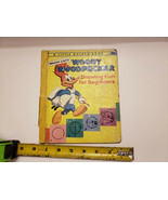 Little Golden Book:  Woody Woodpecker Drawing Fun for Beginners: 1959 Ed... - $7.25