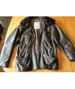 Version Francaise pelle Giacca Bomber Internazionale Abbigliamento Co J.... - $98.00