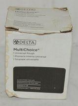 Delta Multichoice Universal Tub Shower Rough Inlet Outlet R10000UNBX image 4
