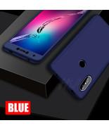 H&A 360 Full Protective Phone Case For Xiaomi Redmi 6 6A S2 Anti-knock F... - $12.18