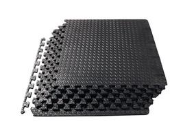 Mat Workout Exercise Puzzle Interlocking Tiles Foam Gym Floors Fitness E... - $500,56 MXN