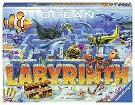 Ravensburger Ocean Labyrinth Board Game - $26.32