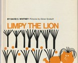 Limpy the Lion by David C. Whitney 1969 Abner Graboff See and Say Sounds Rare - $51.97