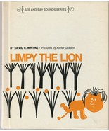 Limpy the Lion by David C. Whitney 1969 Abner Graboff See and Say Sounds... - $69.29