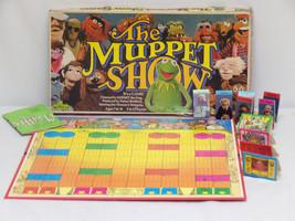 ORIGINAL Vintage 1977 Muppet Show Parker Brothers Board Game - $46.39