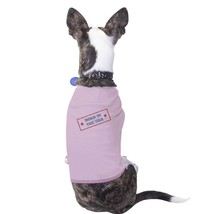 Born In The USA Pink Patriotic Design Pets T-Shirt Cotton Gift Idea - $14.99