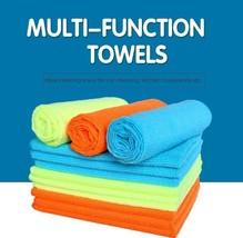 12Pcs Microfiber Car Wash Towel Car Cleaning Cloth Car Waxing Polishing ... - $19.99+