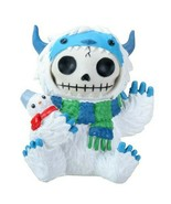 SUMMIT COLLECTION Furrybones Yeti Signature Skeleton in Abominable Snowm... - $13.85