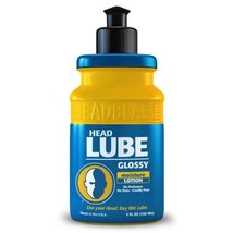 HeadBlade HeadLube Glossy Aftershave Moisturizer Lotion 5 oz for Men image 3