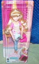 "Disney Princess COMFY SQUAD AURORA Teenager Doll 10""H New - $15.50"