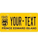 Prince Edward 1945 License Plate Personalized Custom Car Bike Motorcycle... - $10.99+