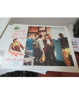 Movie Lobby Card , !!Bobby Ware Is MIssing !! , Allied Artists,1965 , 14... - $25.00