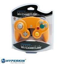 Wii/GameCube CirKa Controller Orange Controller - $10.84