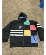 Vintage Mistral Ski Jacket Snowboard Full Zip Color Block Large Women's - $33.85