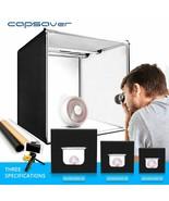 capsaver Lightbox Folding Photo Studio Photography Box Portable Photo Te... - $143.99