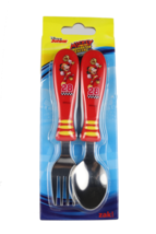 Mickey Mouse Easy Grip Flatware - $12.95