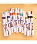 New Universal Waterproof Paint Marker Pen Permanent Pen Car Tyre Tread R... - $3.99