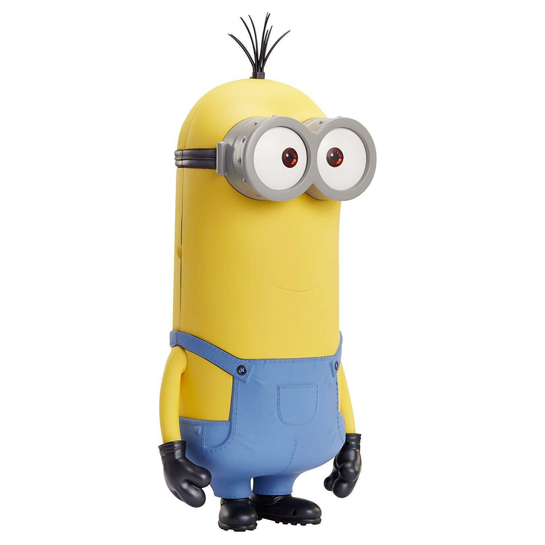 "Despicable Me Minions 20"" Minion Kevin Storage Chest Jakks Pacific New image 6"