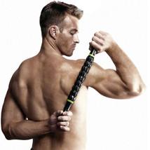 New Sport Gym Massager Roller Stick Trigger Point Muscle Body Massage Re... - $13.30